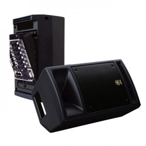 yamaha stagepas 300 speakers dry hire lighting sound. Black Bedroom Furniture Sets. Home Design Ideas